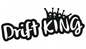 Autocolante com Drift King
