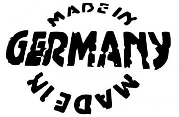 Autocolante com Made in Germany