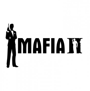 Autocolante com Mafia II