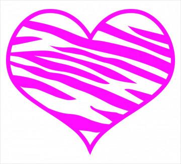 Autocolante - Coração