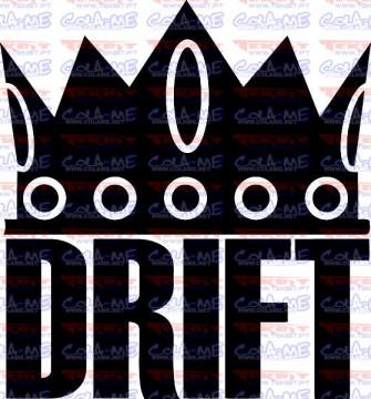 Autocolante - Drift
