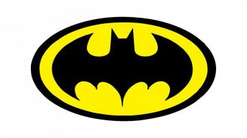Autocolante Impresso com Batman