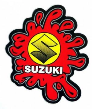 Autocolante Impresso - Suzuki