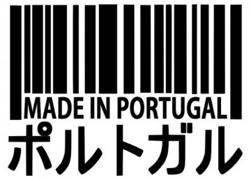 Autocolante - Made in Portugal