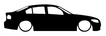 Autocolante para BMW E90
