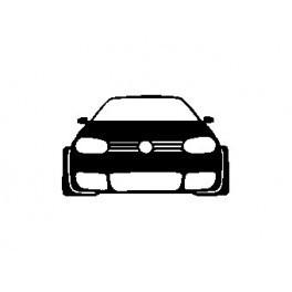 Autocolante para VW Golf Mk4 2