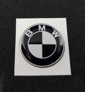 Autocolante Resinado 3D para BMW (1 unidades)