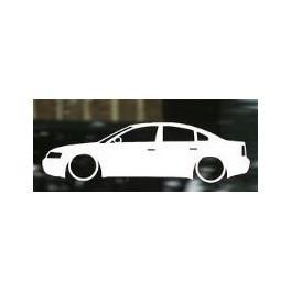 Autocolante - Volkswagen Passat 3B