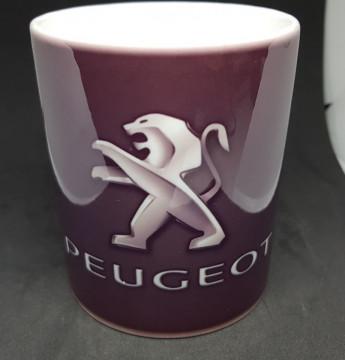 Caneca com Peugeot