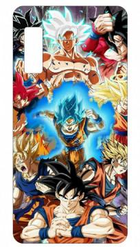 Capa de telemóvel com Dragonball Personagens