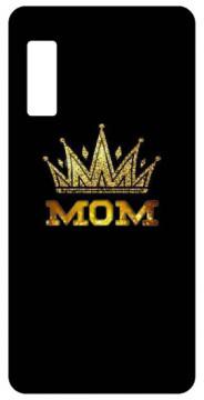 Capa de telemóvel com MOM