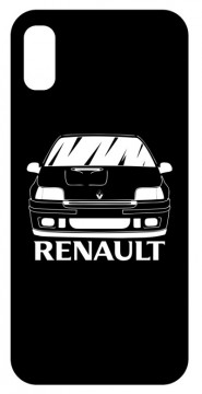 Capa de telemóvel com Renault willians