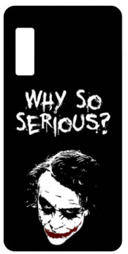 Capa de telemóvel com why so serious