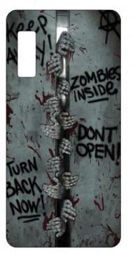 Capa de telemóvel com Zombie