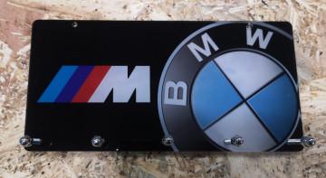 Chaveiro em Acrílico com BMW ///M