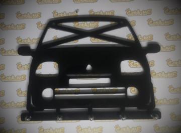 Chaveiro em Acrílico com Renault Clio 2 Fase 1