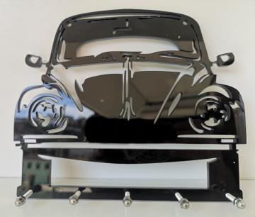 Chaveiro em Acrílico com Volkswagen Carocha