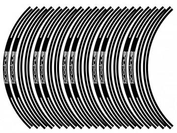 Conjunto de faixas para Jantes - Prodrive