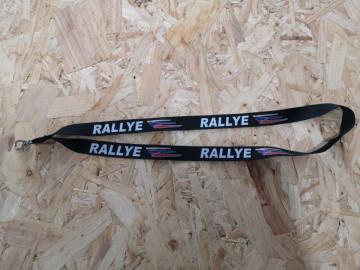 Fita Porta Chaves com Rallye (Peugeot)