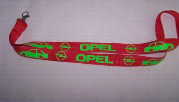 Fita Porta Chaves -  Opel Corsa A 2 Portas