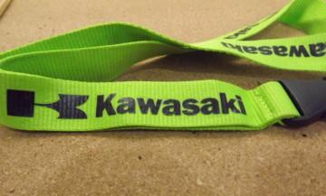 Fita Porta Chaves para kawasaki