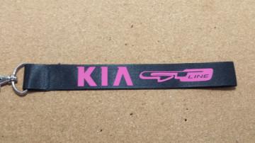 Fita Porta Chaves para Kia GT Line
