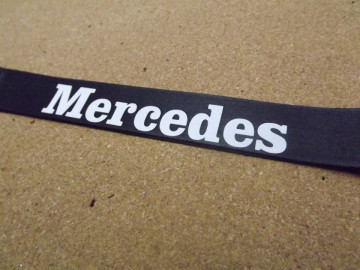 Fita Porta Chaves para Mercedes