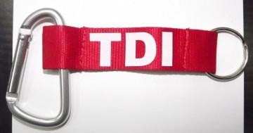 Fita Porta Chaves para Seat TDI