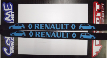 Fita Porta Chaves - Renault Clio 2