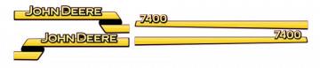 Kit de Autocolantes para JOHN DEERE 7400