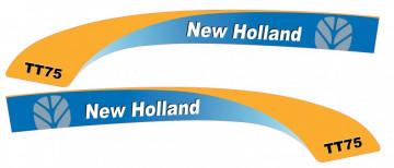 Kit de Autocolantes para NEW HOLLAND TT75