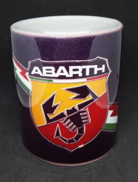 Mealheiro com Fiat Abarth