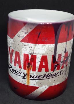 Mealheiro com Yamaha