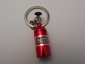 Porta Chaves - Garrafa Nitro - Vermelho