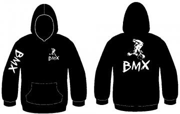 Sweatshirt com capuz - BMX