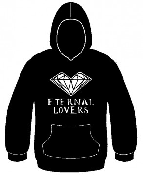 Sweatshirt com capuz - Eternal Lovers