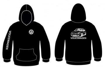 Sweatshirt com capuz Golf 4 MK4 Cabrio