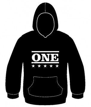 Sweatshirt com capuz - One