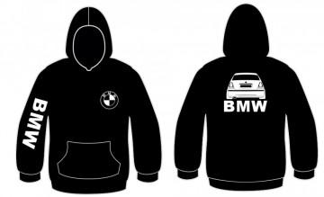 Sweatshirt com capuz para BMW E46 Compact