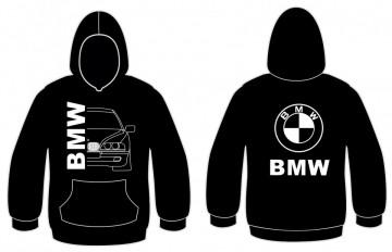 Sweatshirt com capuz para BMW Serie 5