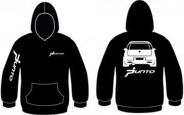 Sweatshirt com capuz para Fiat Grand Punto