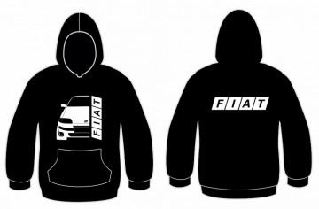 Sweatshirt com capuz para Fiat Punto MK1