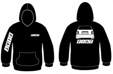 Sweatshirt com capuz para Fiat Tipo