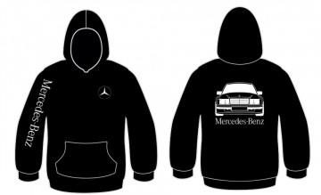 Sweatshirt com capuz para Mercedes-Benz 190