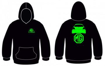 Sweatshirt com capuz para MG ZR