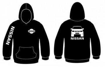 Sweatshirt com capuz para Nissan Patrol 120