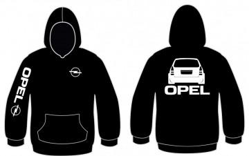 Sweatshirt com capuz para Opel Astra G caravan