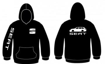 Sweatshirt com capuz para Seat Exeo ST