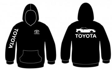 Sweatshirt com capuz para Toyota Celica T18