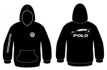 Sweatshirt com capuz para Volkswagen Polo 6R